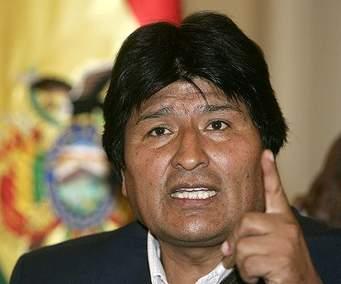 Evo Morales: el mar y otras reivindicaciones son irrenunciables para los bolivianos