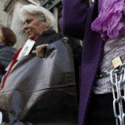 Víctimas de la Dictadura exigen excluir a violadores de DDHH de beneficios carcelarios