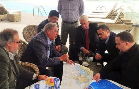 Misión de Panamá visita Iquique en marco de acuerdo de cooperación internacional