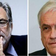 Guillier sube como avión encuestas e instala escenario de posible derrota de Piñera