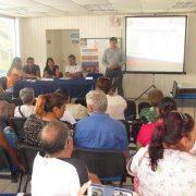 Centro de Salud Familiar se reúne con vecinos de El Boro