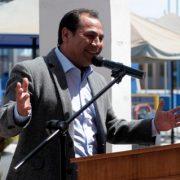 Comunistas de Iquique y Alto Hospicio cierran filas con alcalde DC, Patricio Ferreira
