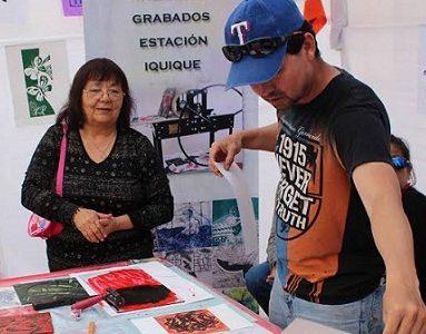 «Plaza de las Artes», un espacio para que artistas locales muestren sus productos