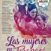 """""""Las Mujeres en Tarapacá: Identidad y Memoria"""", en ciclo de conversatorios en Casa de la Cultura"""