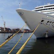 Salitreras Humberstone y Santa Laura, siguen siendo atractivo para turistas de cruceros internacionales