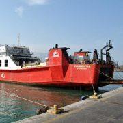 Vía ferry, la ITI implementó operación para el embarque de 108 camiones con destino a Punta Arenas