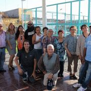 Inédito Museo Barrial en Plaza Arica incorpora juegos y estructuras interactivas para el rescate patrimonial