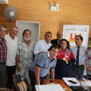 Judoka iquiqueña obtuvo medalla de oro en Santiago recibió reconocimiento de alcalde y concejales de Iquique