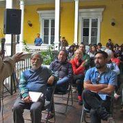 Experto antropólogo boliviano, graduado en Harvard en conversatorio sobre Cosmovisión Andina