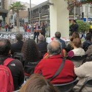 En emotiva ceremonia, familiares, compañeros y amigos rindieron homenaje a los detenidos desaparecidos
