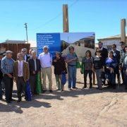 Salitrera Santiago Humberstone fue escogida para lanzamiento del Fondo Nacional de Protección Ambiental