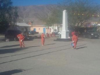 Pueblo de Tarapacá se prepara con todo para realización de fiesta de San Lorenzo