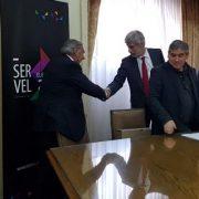 Al filo del cierre del plazo, Jorge Soria inscribió su candidatura como candidato a Senador
