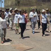 Emotiva y alegre clausura de Semana del Salitre en Oficina Santiago Humberstone