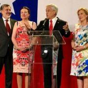 Finalmente Sebastián Piñera es el presidente electo de Chile, con el 55% de los votos