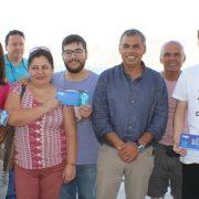 Municipio iquiqueño entrega $22 millones que ayudarán a jóvenes talentos locales a continuar sus estudios en el área artística