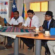 Gobernador del Tamarugal se reunió con alcaldes rurales, para coordinar agenda y gestión