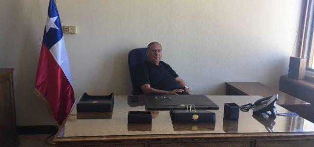 Jorge Soria Senador: Adherentes viajaron a Valparaíso para acompañarlo en el histórico momento