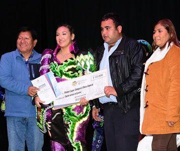 Concluye primer concurso de Coreografía Caporal, nunca antes realizado en la Región