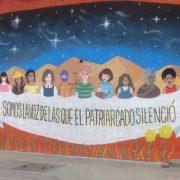 """Mujeres Movilizadas en toma UNAP: """"No bajaremos los brazos hasta no obtener nuestro derecho de sentirnos seguras y libres en nuestra Casa de Estudios"""""""