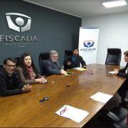 Comunidad de Laicos se reúne con fiscal jefe y manifiesta interés de colaborar en derivación de denuncias por abusos