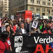 Familiares de ejecutados y desaparecidos de Iquique y Pisagua, apoyan acusación constitucional contra ministros que otorgaron libertad a genocidas