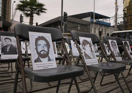 Como todos los años y en el mismo emblemático lugar, la AFEPI rendirá homenaje a sus familiares ejecutados o desaparecidos durante la dictadura, hace 45 años