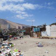 «Escuelita Popular Luchín»  acusa que se vulneraron derechos de los niños en desalojo en Barrio El Colorado.