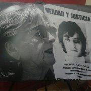 Cenizas de la madre de Michel Nash, joven ejecutado en 1973, serán esparcidas en el mar de Pisagua, para el reencuentro con su hijo amado