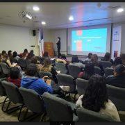 En Taller de Habilidades Preventivas Parentales  participaron profesionales 30 programas del Sename
