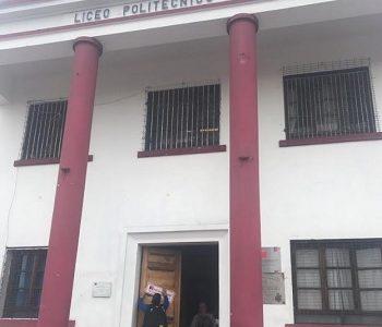 Prohiben el funcionamiento de Liceo Politécnico, mientras no supere observaciones sanitarias
