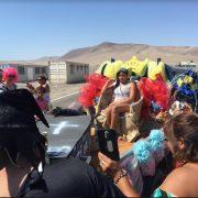 Ya partió Carnaval de la Caleta Caramucho que revive las tradiciones y potencia la identidad