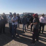 Consejeros del Consejo de Monumentos Nacionales verificaron en terreno obras de avance en Salitrera Humberstone