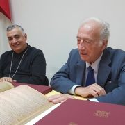 Libros sacramentales de la época del Salitre, estarán en Oficina Humberstone para consulta de investigadores, público y familias pampinas
