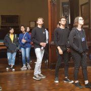Estudiantes extranjeros de intercambio en Chile, visitan Iquique y participan en extensa jornada sobre Derechos Humanos, Prisión Política y Tortura