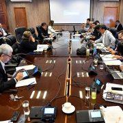Consejeros de Comisión de Desarrollo, recomendarán al pleno aprobar fondos para que Pozo Almonte adquiera retroexcavadora