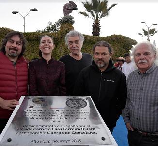 Tras multitudinario acto, Alto Hospicio declaró como » Visita Ilustre» a la Agrupación Chilena Los Jaivas