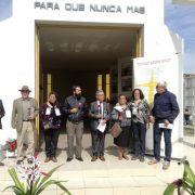 A 29 años del hallazgo de fosa clandestina de Pisagua, familiares continúan búsqueda de desaparecidos políticos. Este domingo rinden homenaje en Mausoleo Para Que Nunca Más