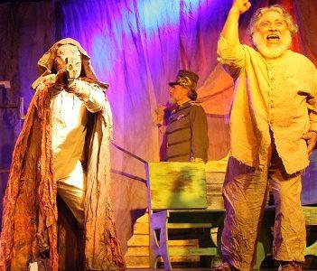 Nueva función de obra de dramaturgo iquiqueños «Las Voces de los Callados», basada en supuesto episodio de Masacre de la Santa María