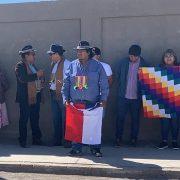Comunidad de Ancovinto se opone a exploraciones de minera Litium Chile: Pretende constituir derechos de servidumbre en territorio indígena