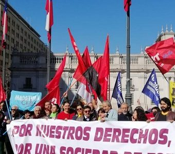 Convocatoria a protesta nacional del 5 de septiembre, tema que abre boletín de la Intersindical de Trabajadores