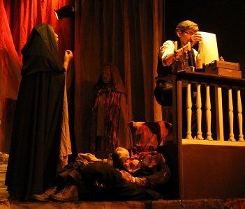 Teatro Expresión presenta en Sala Veteranos función de cierre de la obra de su Iván Vera-Pinto, «Las Voces de los Callados».