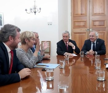 "Senadora Ebensperger sobre Zona Franca: ""Se requiere de innovación, emprendimiento, atraer más industrias e innovación"""
