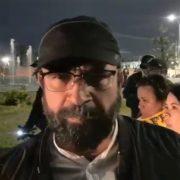Diputado Gutiérrez reafirma en la calle que no se deja amedrentar por presentación ante el Tribunal Constitucional, para destituirlo