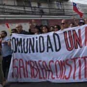 Con cabildos triestamentales y participando en las marchas ciudadanas, trabajadores de la UNAP  se suman a movilizaciones