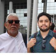 CORES Pedro Cisternas y José M. Carvajal ponen la mirada en actuar policial y de autoridades políticas, en caso de joven herido con bomba lacrimógena y que permanece grave