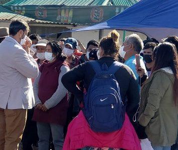 El alcalde de Colchane también interpela al gobierno boliviano por no abrir las fronteras para que regresen sus compatriotas varados en Huara