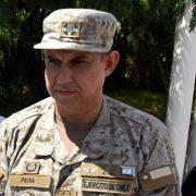 General del Comando Conjunto Norte asumirá como Jefe de Defensa Nacional durante el estado de catástrofe