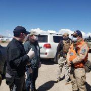 Se espera que unos 300 bolivianos crucen la frontera hacia Bolivia y permanezcan en cuarentena en campamento habilitado para este fin