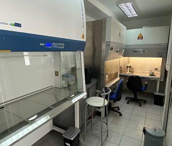 Entregan el primer laboratorio para la detección del Covid 19 en Iquique. Los resultados podrían estar el mismo día